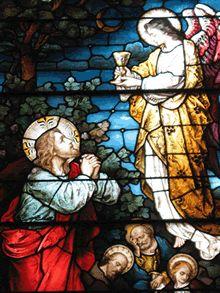 PASSIO DOMINI - THE PRAYER OF JESUS IN THE GARDEN I