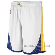 http://www.jordanabc.com/golden-state-warriors-home-white-swingman-shorts.html GOLDEN STATE WARRIORS HOME WHITE SWINGMAN SHORTS Only $49.00 , Free Shipping!