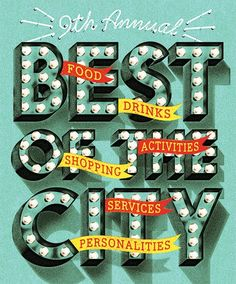 San Antonio is awesome all around. We've narrowed it down to the best of the best...check out our favorites!