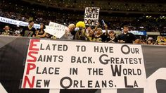10 Impressive Wins in the Payton Era: Saints have glorious Dome return in '06