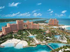 Atlantis...I would love to go.