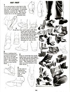 PhotoshopSnapz001 778x1024 T for Tutorial: Foot Notes   An Artists Fright