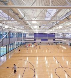 Campus Recreation & Wellness Center, University of Iowa -- Iowa City, Iowa