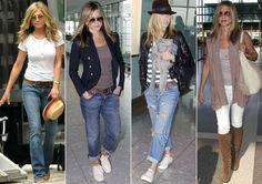 jennifer aniston jeans 2014 | No tapete vermelho a atriz prefere os tons clássicos que variam do ...
