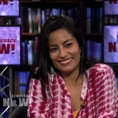 "Chilean Musician Ana Tijoux on Politics, Feminism, Motherhood & Hip-Hop as ""a Land for the Landless"""