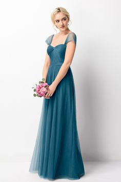 243 | Bridesmaids | lWtoo by Watters This comes in a lilac color too.