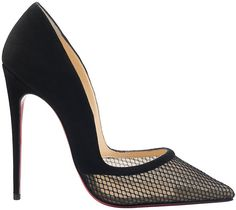 Christian Louboutin Fall 2014 Collection - #shoes #prefall #beautyinthebag