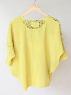 Yellow. Yellow. Yellow. Yessss.