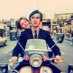 #Quadrophenia #Mod #wearethemods #Movie #Jimmy #Lambretta #Scooter #Padgram