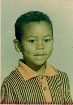 RuPaul photo when was  a child