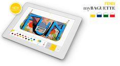 Fendi myBaguette app   Gio'Mori