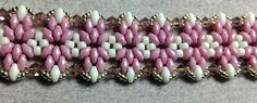 Annelies bracelet beaded by my Beading Friends- Beading Tutorials