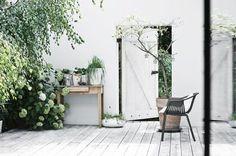 Walled garden love - Hege in France