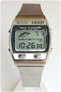 Retro Watches, Old Watches, Vintage Watches, Watches For Men, Barbie Girl Toys, Seiko Vintage, Cute Good Night, Game & Watch, Beautiful Watches