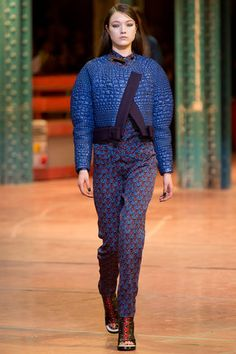 Kenzo Fall 2013 Ready-to-Wear Collection Slideshow on Style.com