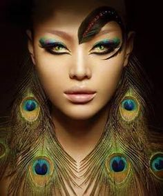 Leopard Eye Makeup | Feature Suggestion: more alt female options(image heavy) - Primordus ...