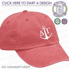 f3c3a1bd Delta Gamma | ΔΓ | Sorority Hats | Sorority PR Hats | Sorority PR |  Sorority Game Day | TGI Greek | Custom Greek Apparel | Sorority PR |  Sorority T-shirt ...