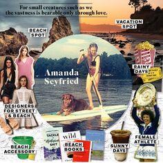Amanda Seyfried @mingey @pretasurf #preth...Instagram photo | Websta (Webstagram)
