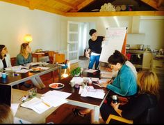 Vandaag op uitnodiging van een intervisiegroep trainers een workshop over de 12 ondernemersprofielen gegeven. Was een leuke ochtend!
