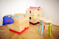 Colorful          #furniture #kids