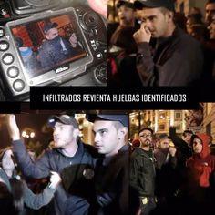 Reventar huelgas con infiltrados es Delito de Estado Verdad Jueza Instruccion 8? #revolucion #madrid #represion #españa #spain #ntdpv #soynadie #independencia #democracia #prensa #press #photo #photographer #fotografo #foto