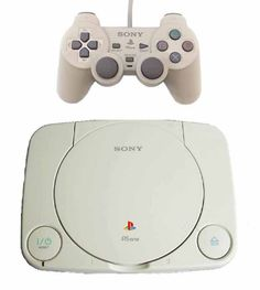 Buy PS1 Console + 1 Controller (Slim PSone Model) Playstation Australia