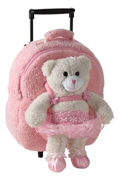 For Halle - Popatu 'Trolley' Rolling Backpack (Infant & Toddler) - $30 at Nordstrom