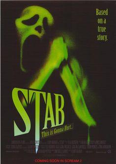 Scream 2 11x17 Movie Poster (1997)