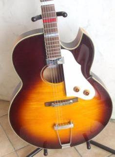 h fner compensator schlag gitarre aus den fr hen 60 zigern in schleswig holstein norderstedt. Black Bedroom Furniture Sets. Home Design Ideas
