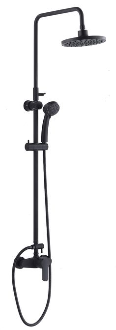 - Tête de douche orientable - Douchette 3 jets - Picots anticalcaire - Bras télescopique et rotatif - Embase mobile - Embase réglable en profondeur - Flexibl... Coat Rack, Decor, Home Decor