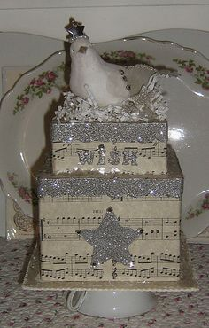 Holiday WISH box by Treasured Heirlooms, via Flickr~picture only
