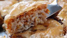 Σιμιγδαλένιος χαλβάς, μυστικά και παραλλαγές | TasteFULL.gr Greek Desserts, Greek Cooking, Spanakopita, Lasagna, Mashed Potatoes, Macaroni And Cheese, Apple Pie, Rice, Dishes