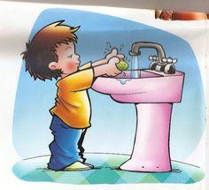 Maestra De Infantil Habitos De Higiene En Educacion Infantil Me