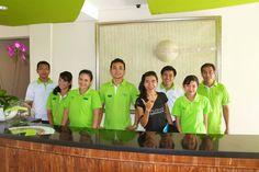 Anom and the Taksu Hotel team