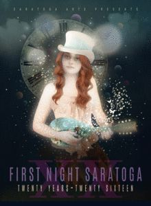 Saratoga First Night 2016: New Years Eve In Saratoga Springs