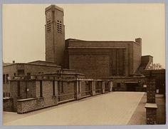 H.P. Berlage, First Church of Christ, Scientist, Den Haag 1925-1926