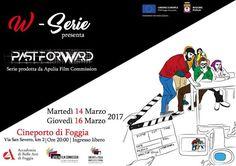 Il Cineporto di Foggia si anima con il progetto W Serie. A partire da martedì 14 marzo infatti Apulia Film Commission in collaborazione con lAccademia di Belle Arti di Foggiaavvia il progetto W Serie destinato agli studenti dellAccademia e aperto