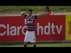 Os Gols, Vitória da Conquista 0 x 2 Santa Cruz - Copa do Brasil - Segund...