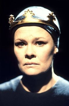 """Judi Dench as Lady Macbeth - Lady Macbeth: Macbeth Macbeth and his wife enjoy one of the darkest psycho-sexual relationships ever seen on the English stage. Lady Macbeth's fiendish manipulation of her husband into acts of horrific violence makes her a supreme archetype. The play has the vertiginous momentum of a thriller and often works best when performed without a break. In that fatal trajectory, when Macbeth """"sups full of horrors"""", audiences see how his lust for power has been provoked by…"""