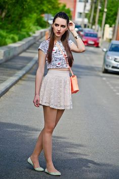 7431e0c735 73 Best Skater Skirts  How to wear  ) images