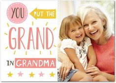 Grand Lady | Grandparents Day Cards from Treat.com