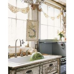 """The """"Shabby Victorian"""" Magnolia Pearl Ranch in Texas - Ash - Polyvore"""