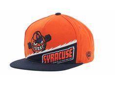 Syracuse Orange Top of the World NCAA Cut Up Snapback Cap Hats at Lids.com 929bffa3a4ef