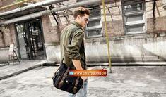 Genuine-Cow-Leather-Canvas-Bag-Messenger-Bag-Canvas-Bag-Laptop-Bag-6
