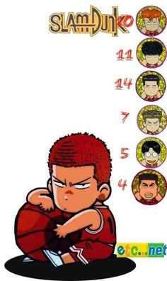 Slam Dunk Photo: This Photo was uploaded by Find other Slam Dunk pictures and photos or upload your own with Photobucket free image and video… Slam Dunk Manga, Anime Art Books, Inoue Takehiko, Slammed, Me Me Me Anime, Anime Manga, Anime Characters, Chibi, Otaku