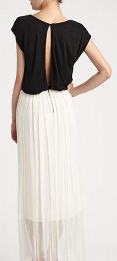 alice + olivia maxi dress.