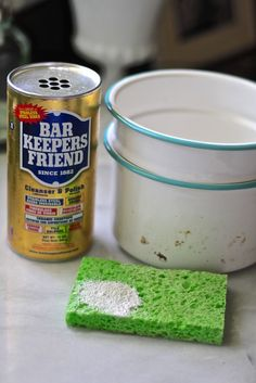 Fetching Finds Bar Keepers Friend | via wenderly.com