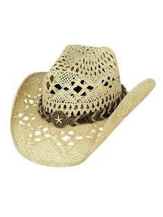 Bullhide Naughty Girl - Straw Cowboy Hat Resistol Hats 44e08d8eed07