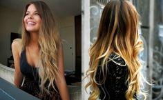 Ombré Hair Passo a Passo em Casa - Aprenda como Fazer : http://www.aprendizdecabeleireira.com/2014/10/ombre-hair-passo-passo-em-casa-aprenda.html