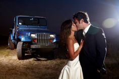 Jeep wedding pictures | Rough Country Deals at JeepHut.com